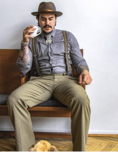 Stefano - The Italian Barber